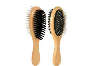 Trixie Double-sided Oval Pet Brush